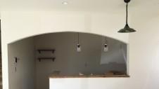 笛吹市に建つくつろぎのカフェスタイルのお家 内装工事16