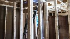 中央市に建つ日当たり良好で木のぬくもりを感じるお家 上棟工事6