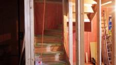 中央市に建つ日当たり良好で木のぬくもりを感じるお家 内装工事12