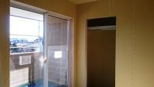 甲州市に建つ太陽光発電とお庭にこだわったお家 内装工事7
