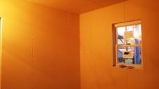 中央市に建つ日当たり良好で木のぬくもりを感じるお家 内装工事15