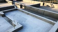 笛吹市に建つ広々フラットハウス 基礎工事6
