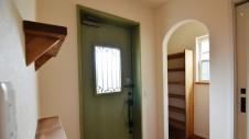 笛吹市に建つくつろぎのカフェスタイルのお家-内装9