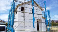 韮崎市に建つ、夢とこだわりが詰まったかわいいお家